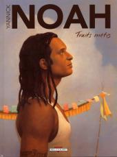 Yannick Noah  - Traits métis