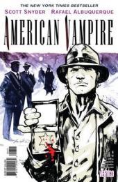 American Vampire (2010) -8- Devil in the sand
