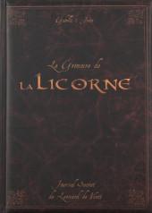 La licorne -HS/TT- Le Grimoire de La Licorne