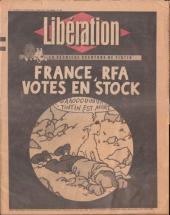 Tintin - Divers - France, RFA - Votes en stock