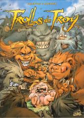 Trolls de Troy -14- L'histoire de Waha