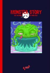 Collectifs fugues en bulles -3- Monster story, des histoires de monstres