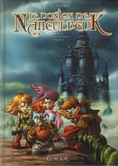 Le donjon de Naheulbeuk -7- Troisième saison, partie 1