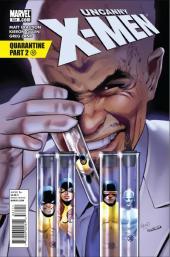 Uncanny X-Men (The) (1963) -531- Quarantine Part 2