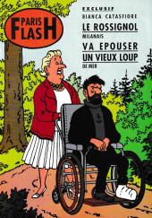 Tintin - Pastiches, parodies & pirates -9- Paris Flash