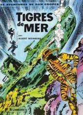 Dan Cooper (Les aventures de) -12b84- Tigres de mer