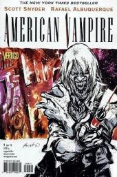 American Vampire (2010) -9- Devil in the Sand Conclusion