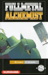 FullMetal Alchemist -25- Tome 25