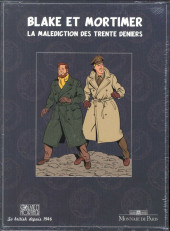 Blake et Mortimer (Éditions Blake et Mortimer) -INT5 TL1- La Malédiction des trente deniers