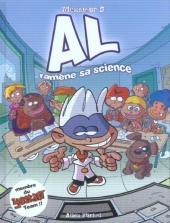 Al  - Al ramène sa science