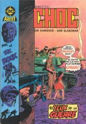 Choc (4e série) (DC Arédit) -4- Les yeux de la guerre
