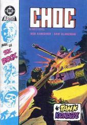 Choc (4e série) (DC Arédit) -3- Le tank kidnappé