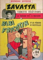 Bibi Fricotin (3e Série - Jeunesse Joyeuse) (1) -84- Bibi Fricotin et les pêcheurs de merveilles