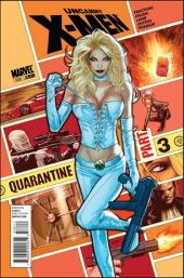 Uncanny X-Men (The) (1963) -532- Quarantine part 3
