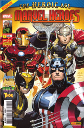 Marvel Heroes (Marvel France 3e série) -1- Les prochains vengeurs