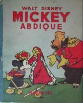 Mickey (Hachette) -17- Mickey abdique