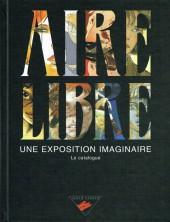 Aire Libre -1- Une exposition imaginaire