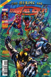 Marvel Icons (Marvel France 2e série) -1- L'âge des héros