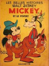 Les belles histoires Walt Disney (1re Série) -42- Mickey et le pivert