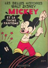 Les belles histoires Walt Disney (1re Série) -48- Mickey et la Tache fantôme