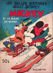 Les belles histoires Walt Disney (1re Série) -55- Mickey et la main de glace