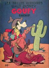 Les belles histoires Walt Disney (1re Série) -60- Goufy shérif