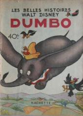 Les belles histoires Walt Disney (1re Série) -2- Dumbo