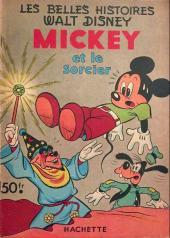 Les belles histoires Walt Disney (1re Série) -39- Mickey et le sorcier