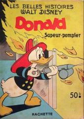 Les belles histoires Walt Disney (1re Série) -41- Donald sapeur-pompier