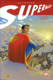 Couverture de All-Star Superman -INT1- All star superman