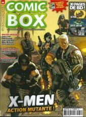 Comic box (1° série) -66- Comic box