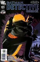 Detective Comics (1937) -874- Skeleton cases