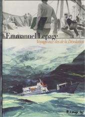 Australes - Deux récits du monde au bout du monde -1- Voyage aux îles de la Désolation