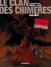 Le clan des Chimères -2- Bucher