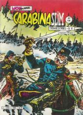 Carabina Slim -138- Nez courbé