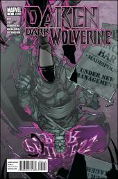 Daken: Dark Wolverine (2010) -5- Empire act 2 part 2