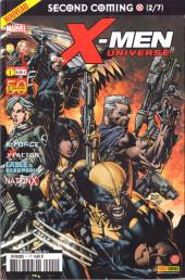 X-Men Universe (Marvel France 2e série) -1- Le retour du messie (2/7)