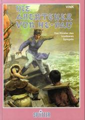 Abenteuer von He-Pao (Die) -5- Das Kloster des kostbaren Spiegels