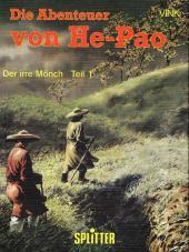Abenteuer von He-Pao (Die) -1- Der irre Mönch