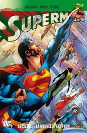 Superman (DC Big Books) -2- Au cœur de la nouvelle Krypton