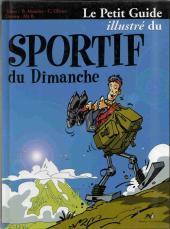 Illustré (Le petit ) (La Sirène / Soleil Productions / Elcy) - Le Petit Guide illustré du sportif du Dimanche