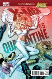 Uncanny X-Men (The) (1963) -534- Quarantine part 5