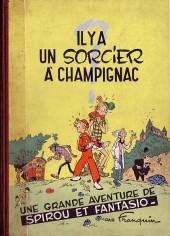 Spirou et Fantasio -2- Il y a un sorcier à Champignac