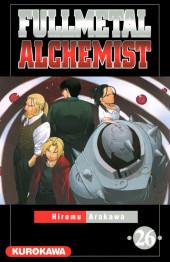 FullMetal Alchemist -26- Tome 26