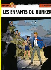 Lefranc -22- Les enfants du bunker