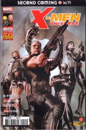 X-Men Universe (Marvel France 2e série) -2- Le retour du messie (4/7)