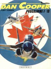 Dan Cooper (Les aventures de) -27- Programme F-18
