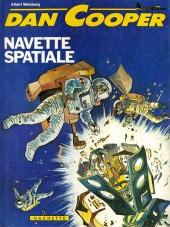 Dan Cooper (Les aventures de) -31- Navette spatiale