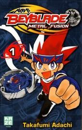 Beyblade Metal -1- Tome 1 / Metal Fusion