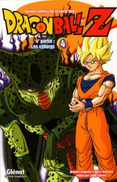 Dragon Ball Z -19- 4e partie : Les cyborgs 4